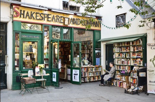 Shakespear and co