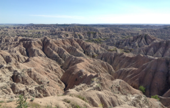 badlands.SD