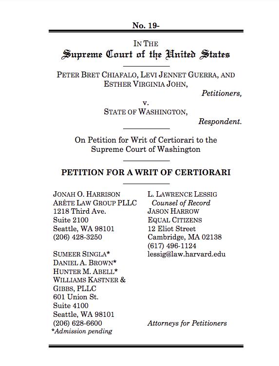 Cvr page-faithless-petition